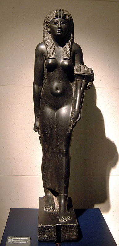 Cleopatra nude full frontal
