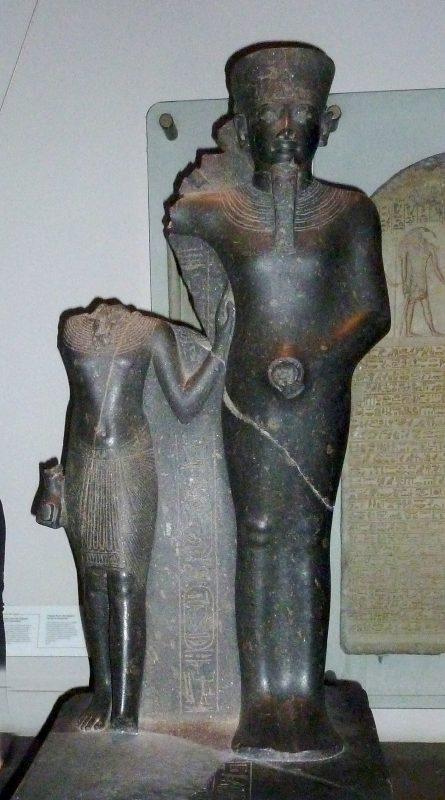 BM Min Amun-Re and Horemheb P1100486
