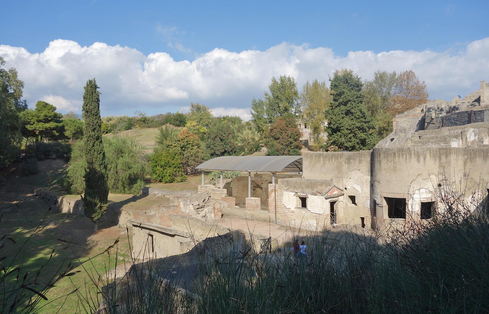 Pompeii suburban baths countryside DSC04459